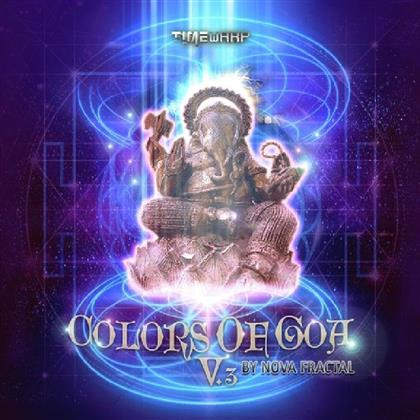 Colors Of Goa Vol. 3 (2 CDs)