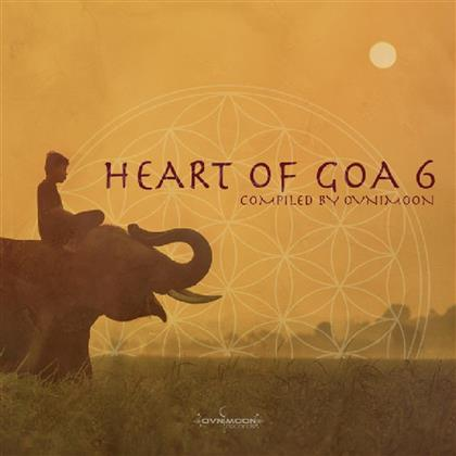 Heart Of Goa Vol. 6 (2 CDs)