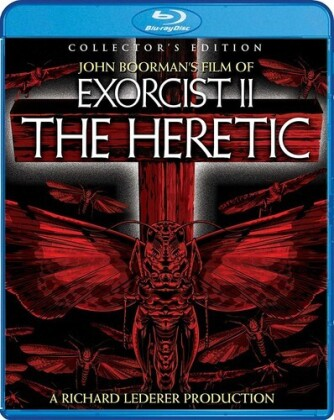 Exorcist 2 - The Heretic (1977) (Collector's Edition)