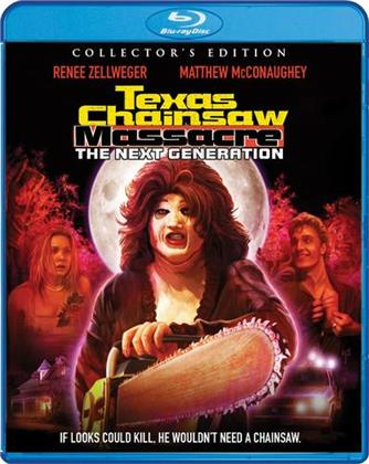 Texas Chainsaw Massacre - The Next Generation (1994) (Collector's Edition)