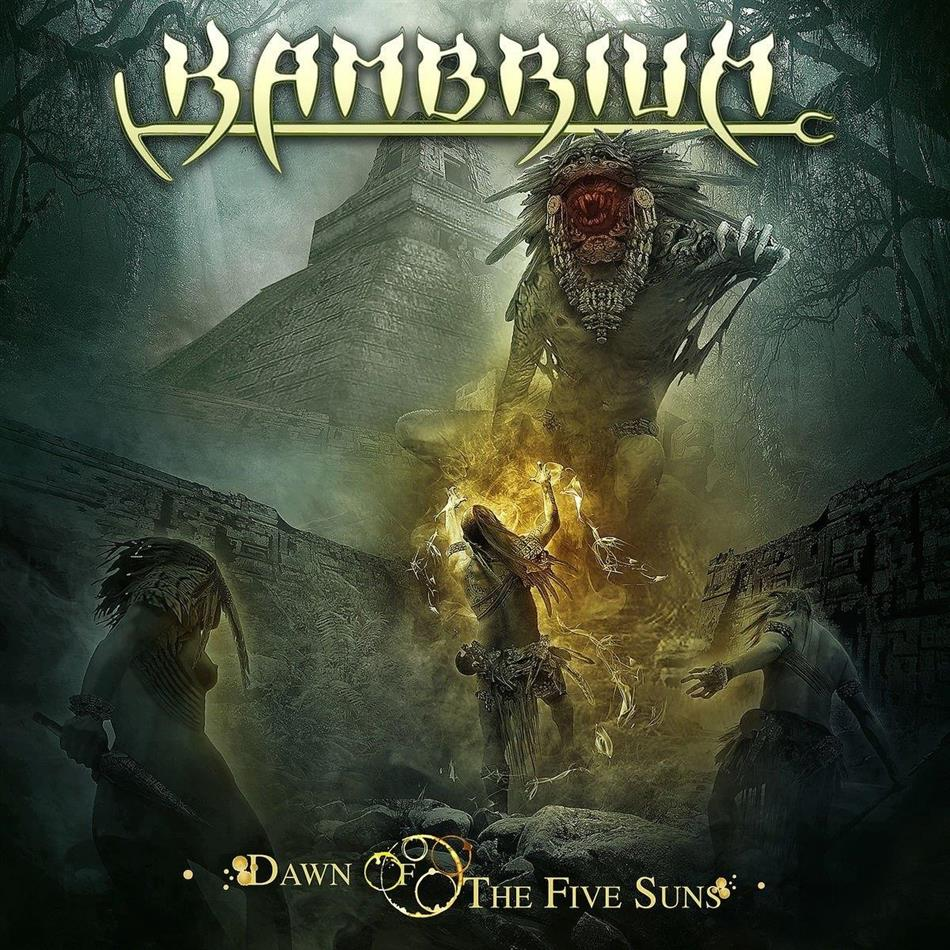 Kambrium - Dawn Of The Five Suns