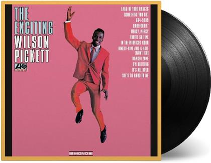 Wilson Pickett - Exciting Wilson Pickett (2018 Reissue, Music On Vinyl, LP)