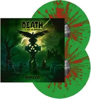 Death Is Just The Beginning MMXVIII (Green/Red Splatter Vinyl, LP)