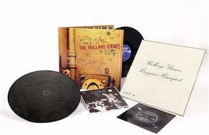 The Rolling Stones - Beggars Banquet (50th Anniversary Edition, 3 LPs)