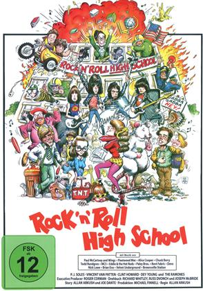 Rock 'n' Roll High School (1979) (Mediabook)