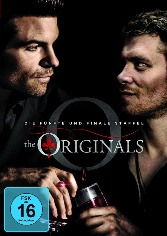 The Originals - Staffel 5 (3 DVDs)