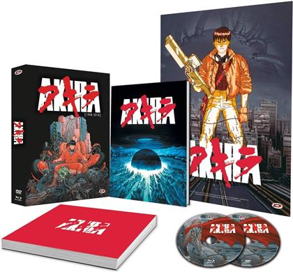 Akira (1988) (Collector's Edition, Limited Edition, Blu-ray + DVD)