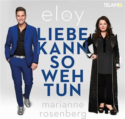 Eloy de Jong (ex. Caught In The Act) & Marianne Rosenberg - Liebe kann so weh tun