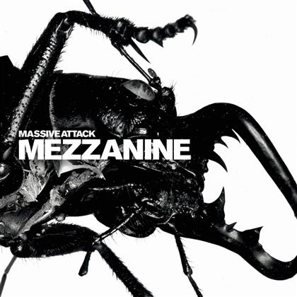Massive Attack - Mezzanine (2018 Reissue, 20th Anniversary Edition, 2 CDs)