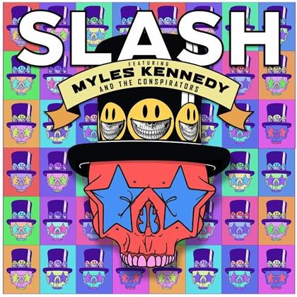 Slash feat. Myles Kennedy and The Conspirators - Living The Dream (2 LPs)