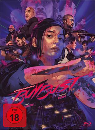 BuyBust (2018) (Collector's Edition, Limited Edition, Mediabook, Blu-ray + DVD)