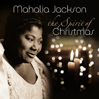 Mahalia Jackson - Spirit Of Christmas (Vinyl Passion, Colored, LP)