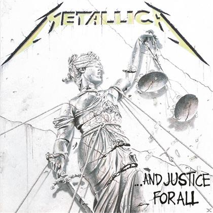 Metallica - And Justice For All (2018 Remastered, 3 CDs)