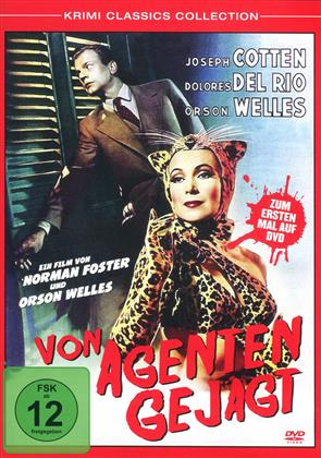 Von Agenten gejagt (1943) (Krimi Classics Collection)