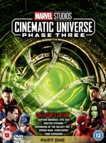 Marvel Studios Cinematic Universe - Phase 3 - Part 1 (5 DVDs)