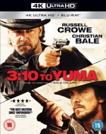 3:10 to Yuma (2007) (4K Ultra HD + Blu-ray)