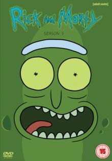 Rick and Morty - Season 3 (2 DVDs)