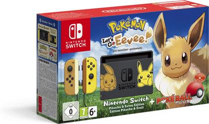 Nintendo Switch Pokémon: Let's Go, Evoli! Bundle