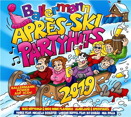 Ballermann - Apres Ski Party Hits 2019 (3 CDs)
