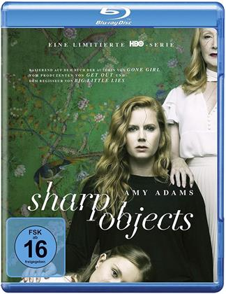 Sharp Objects - Staffel 1 (2 Blu-rays)