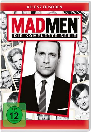 Mad Men - Die komplette Serie (30 DVDs)