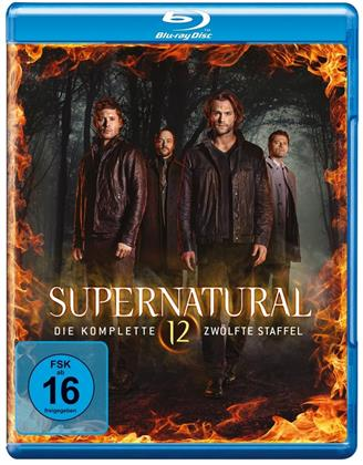 Supernatural - Staffel 12 (4 Blu-rays)