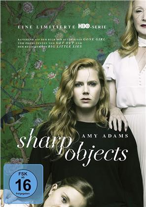 Sharp Objects - Staffel 1 (2 DVDs)