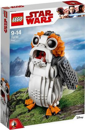 LEGO© 75230 Star Wars(TM) - Brick Build Porg