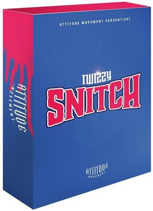 Twizzy - Snitch (Deluxe Box Edition, Limited Edition, 3 CDs)