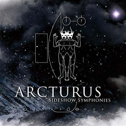 Arcturus - Sideshow Symphonies (Limited Edition, LP + DVD)