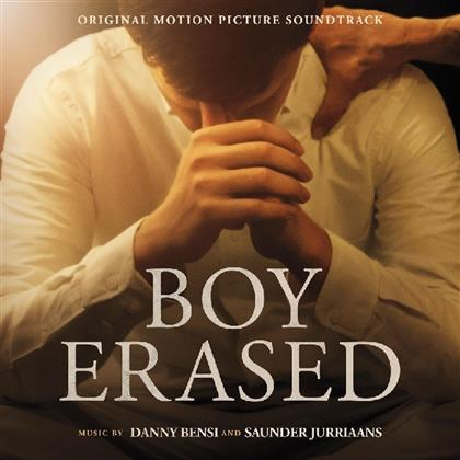 Danny Bensi & Jurriaans Saunder - Boy Erased - OST (Digipack)