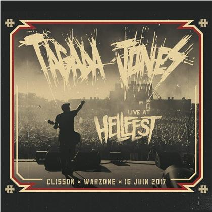 Tagada Jones - Live at hellfest 2017 (LP)