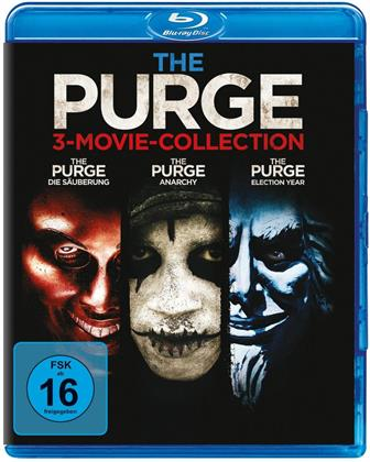 The Purge - 3-Movie Collection (3 Blu-rays)