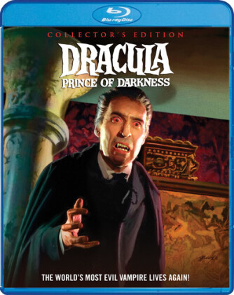 Dracula - Prince Of Darkness (1966) (Collector's Edition)