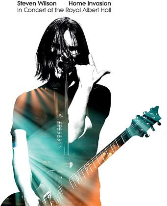 Steven Wilson - Home Invasion: In Concert At The Royal Albert Hall (2 CDs + DVD)