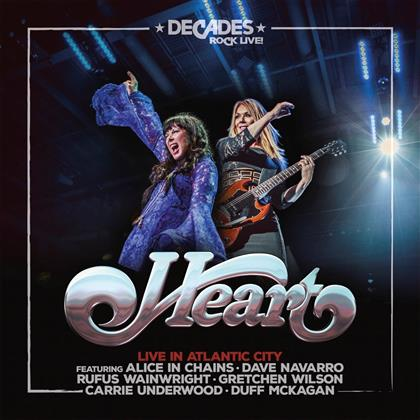 Heart - Live In Atlantic City (CD + Blu-ray)