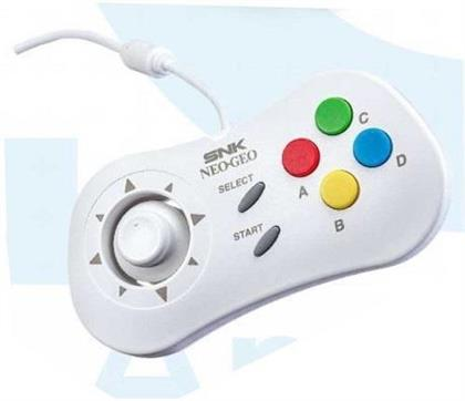 SNK Neo Geo mini Gamepad - white
