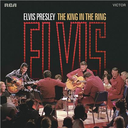 Elvis Presley - The King In The Ring (2 LPs)