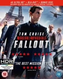 Mission: Impossible 6 - Fallout (2018) (4K Ultra HD + Blu-ray)