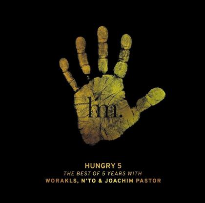 Worakls, N'to & Joachim Pastor - Hungry 5 (3 LPs)