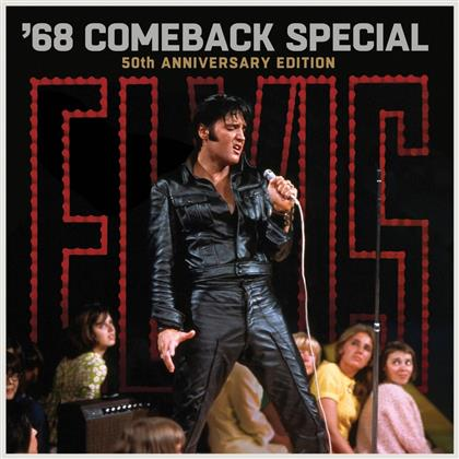Elvis Presley - Complete '68 Comeback Special (50th Anniversary Edition, 5 CDs + 2 Blu-rays)