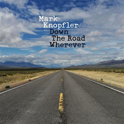 Mark Knopfler - Down The Road Wherever (Gatefold, 2 LPs)