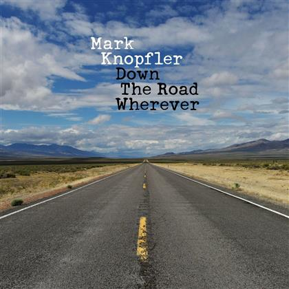 Mark Knopfler - Down The Road Wherever (Deluxe Edition Boxset, 3 LPs + CD)