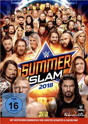 WWE: Summerslam 2018 (2 DVDs)
