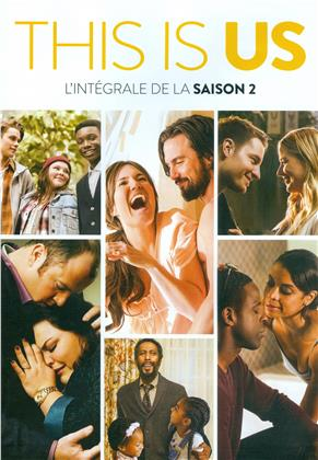 This is Us - Saison 2 (5 DVDs)