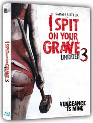 I Spit on Your Grave 3 (2015) (Cover B, Limited Edition, Uncut, Unrated)