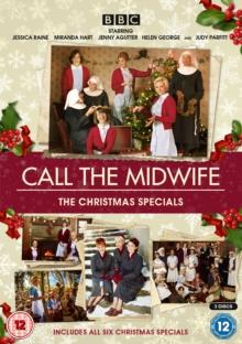 Call The Midwife - The Christmas Specials (BBC, 3 DVDs)