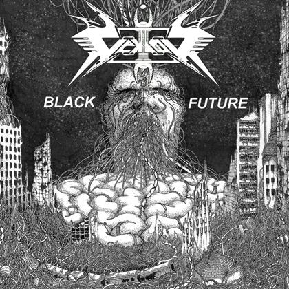 Vektor - Black Future (2018 Reissue, Digipack)