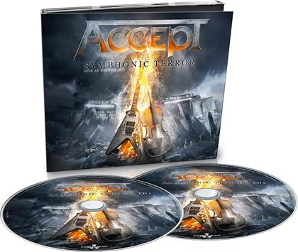 Accept - Symphonic Terror - Live At Wacken 2017 (Digipack, 2 CDs)