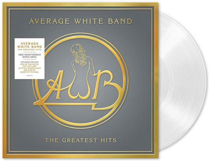 Average White Band - Greatest Hits (White Vinyl, LP)
